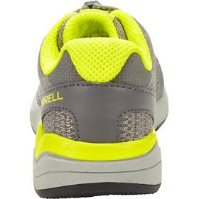 Merrell Versent Schuhe Jungen grey/lime